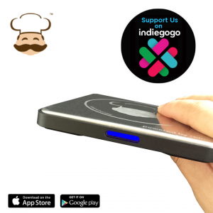 Smart Chef Scale Indiegogo