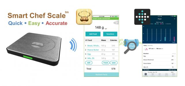 Smart Chef Scale Fitbit Integration_960x500