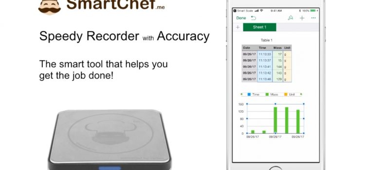 SmartLogs weight recorder weight data logger