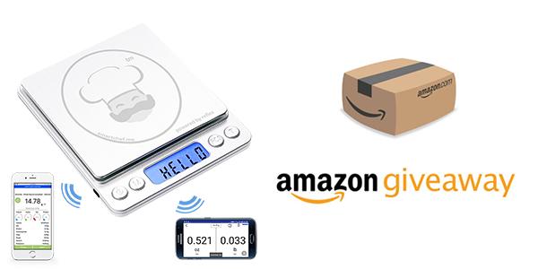 Smart Chef Amazon Giveaway