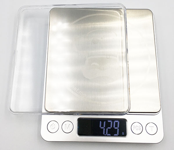 Smart Chef Scale protective cover