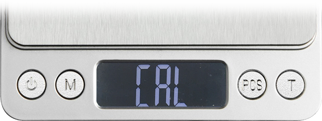 RX402b Smart Chef Scale CAL