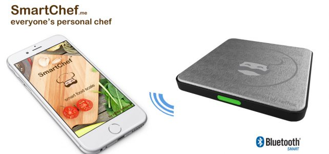 Smart Chef - the ultimate smart nutrition food scale