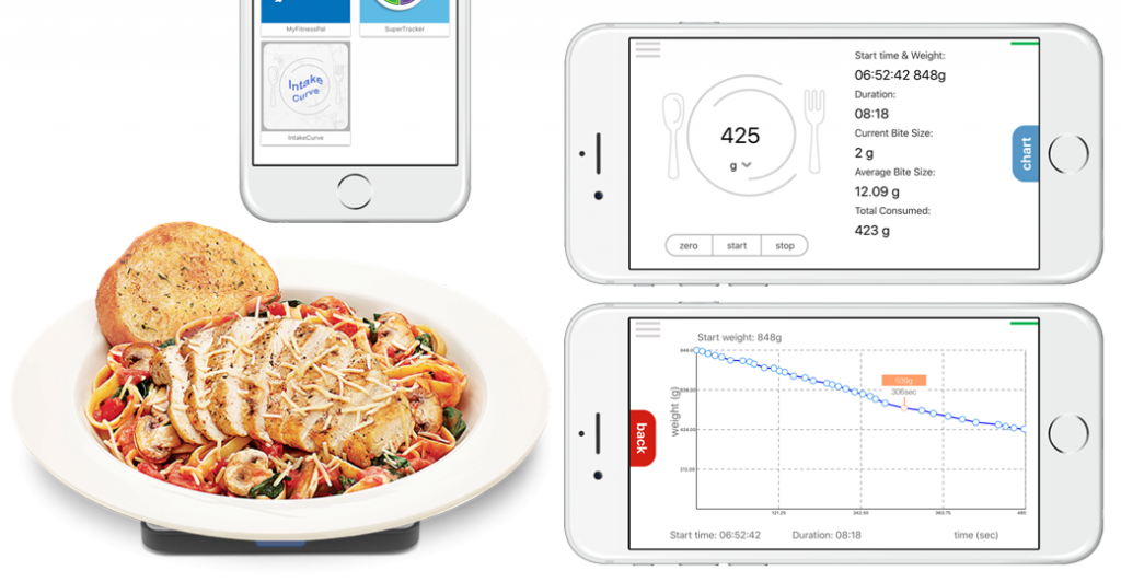 Smart Chef IntakeCurve Eating Behavior Monitor