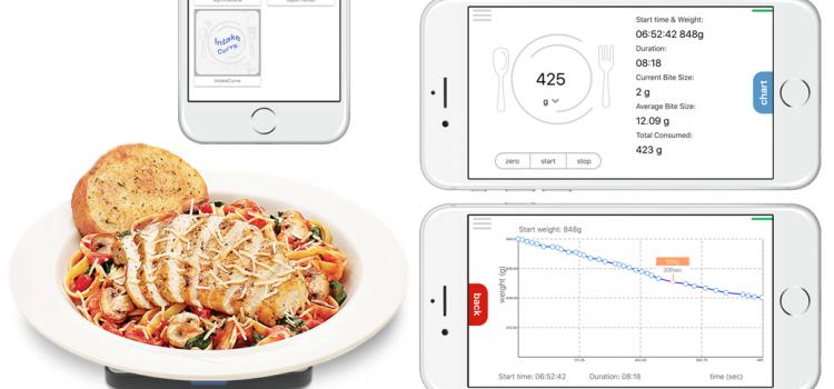 Smart Chef IntakeCurve Eating Behavior Monitor